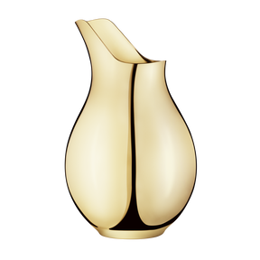 ILSE vase - brass plated, small - ONLINE ONLY
