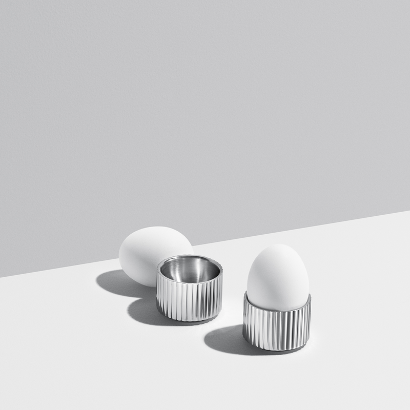 BERNADOTTE, Egg cup set, design inspired by Sigvard Bernadotte.