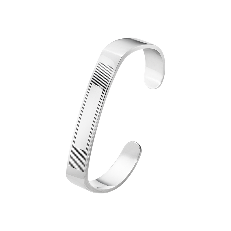MEN'S CLASSIC armring - sterlingsølv