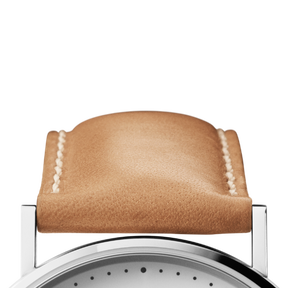KOPPEL strap - 41 mm, natural leather L