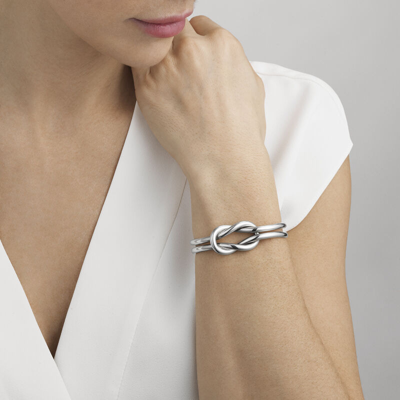 LOVE KNOT armring