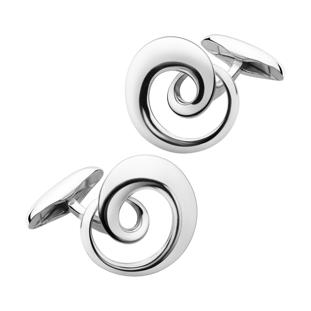 CONTINUITY cufflinks - sterling silver