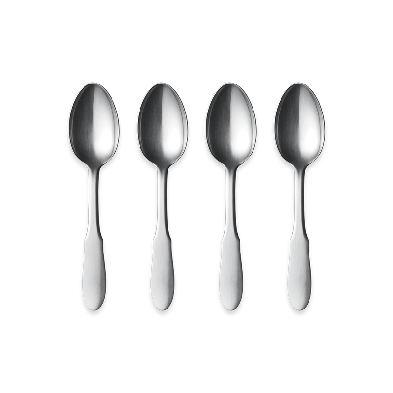 MITRA dessert spoon giftbox, 4 pcs