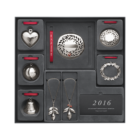 2016 Collectibles gift set, palladium plated