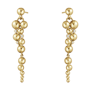 MOONLIGHT GRAPES earrings