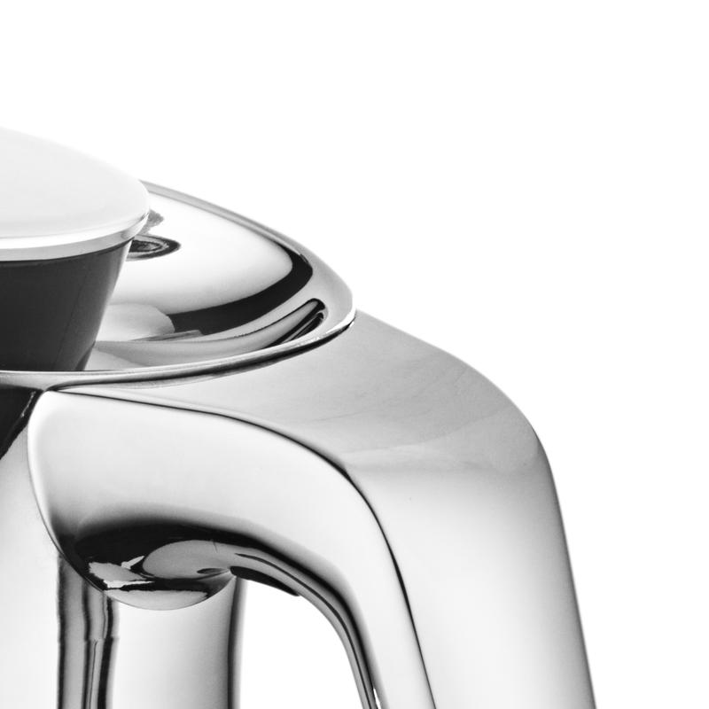 Sidste nye BEAK termokande - designerkande i rustfrit stål | Georg Jensen NJ-05