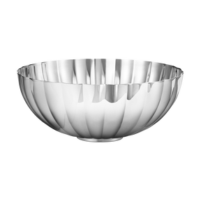 BERNADOTTE bowl, medium - stainless steel