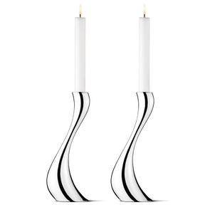 COBRA candleholder, large, 2 pack