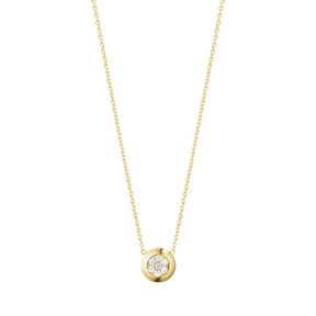 AURORA necklace with pendant