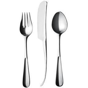 VIVIANNA Mirror Child's cutlery set, 3 pcs. (082, 046, 031)