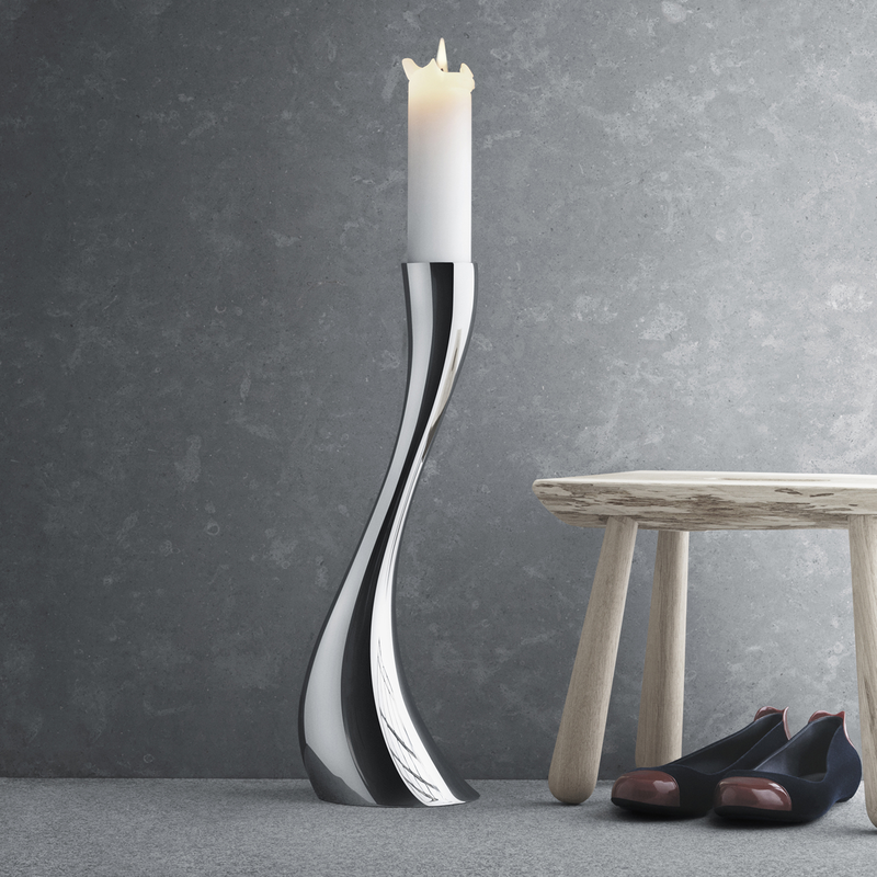 COBRA Floor candleholder, medium