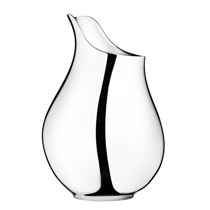 MAMA VASE, stainless steel