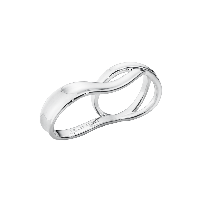 MARCIA ring - sterling silver