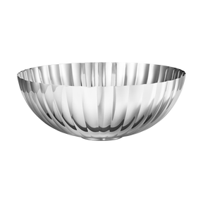 BERNADOTTE bowl, large - stainless steel