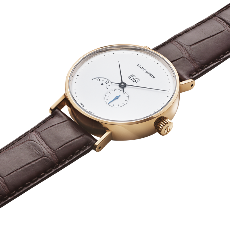 KOPPEL GRANDE DATE ANNUAL CALENDAR - 41 mm, Automatic Mechanical