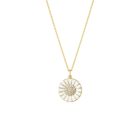 DAISY Necklace with Pendant, Large