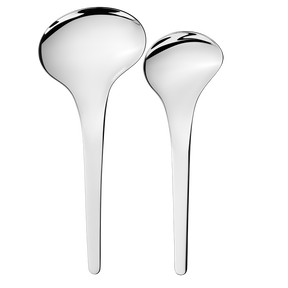 BLOOM serving spoons, 2 pcs.