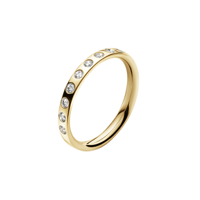 MAGIC Ring - 18 kt. Gold mit Brillanten