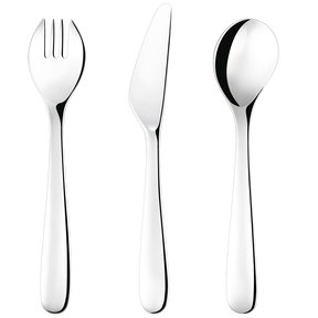 APETITO 3 pcs. cutlery set