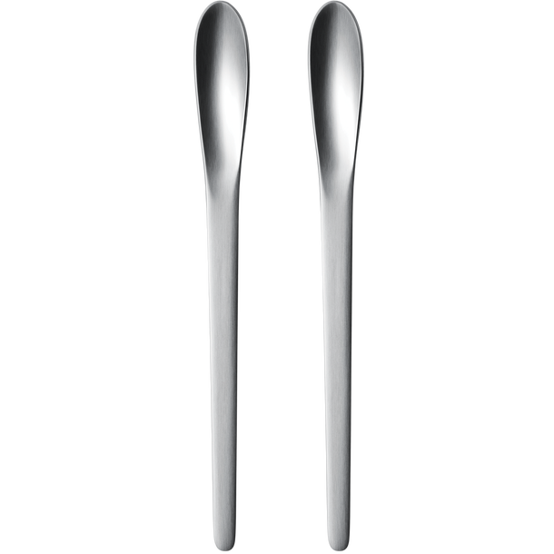 ARNE JACOBSEN Caffe latte spoon 2 pcs. set