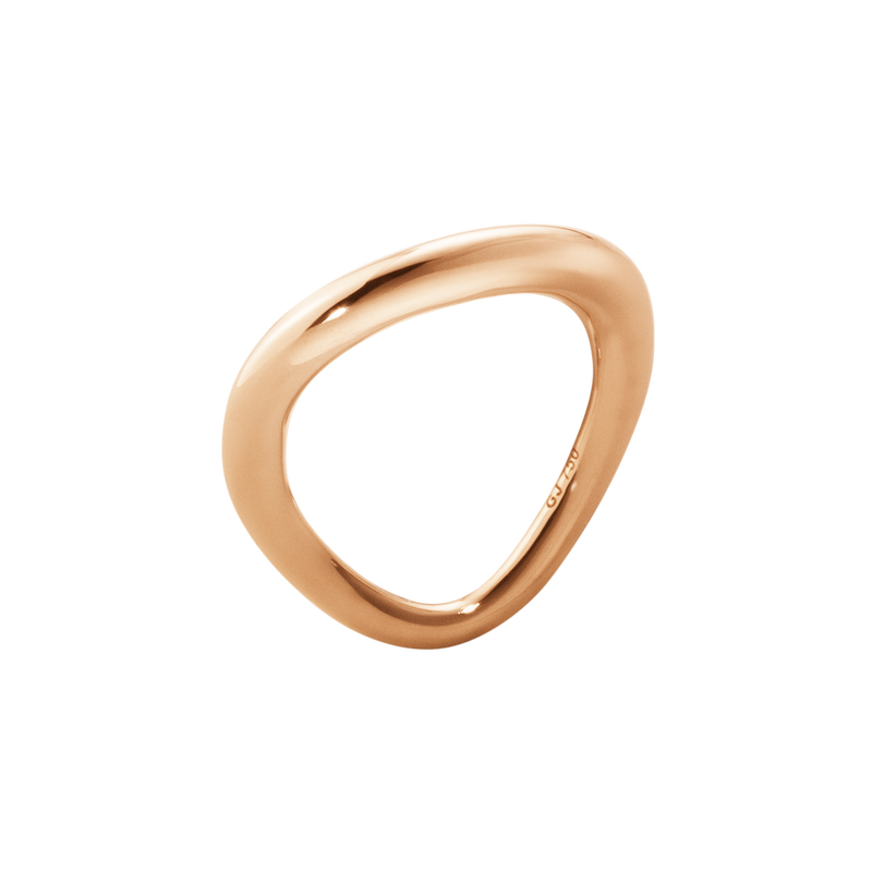 OFFSPRING ring - 18 kt. rose gold