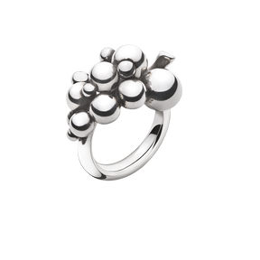 MOONLIGHT GRAPES ring, small