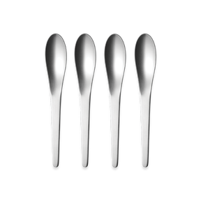 ARNE JACOBSEN dessert spoon giftbox, 4 pcs