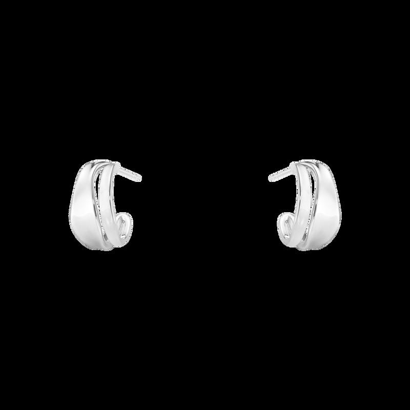 38967d623481d MARCIA earrings - sterling silver I Georg Jensen
