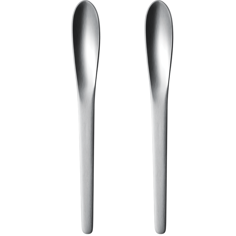 ARNE JACOBSEN Espresso spoon 2 pcs. set