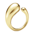 MERCY Ring, Large - 18 kt. Yellow gold