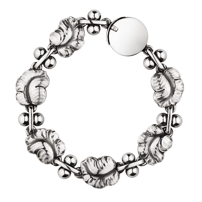 MOONLIGHT GRAPES Armband - Sterling Silber