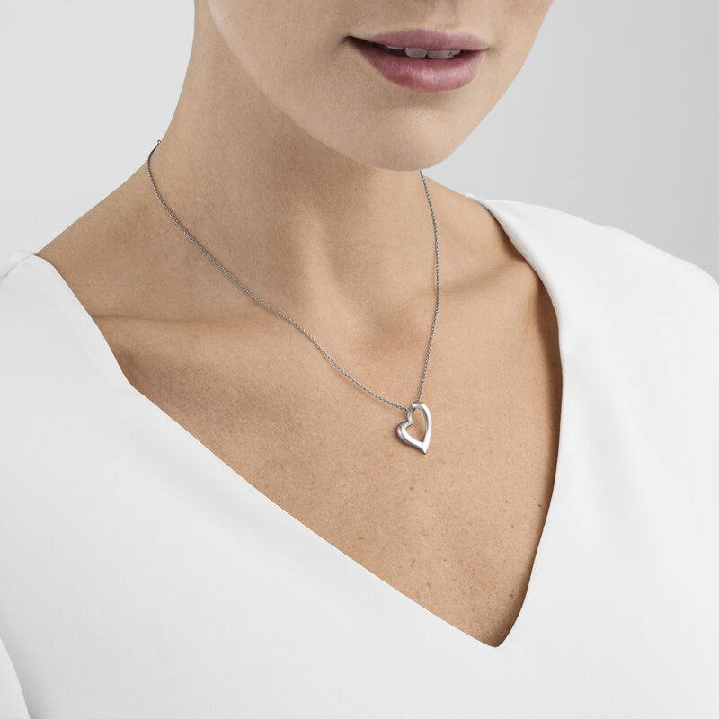HEARTS OF GEORG JENSEN pendant - sterling silver