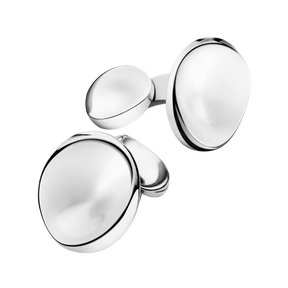MEN'S Classic Cufflinks in sterling silver