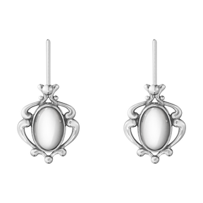 2019 HERITAGE earrings - sterling silver