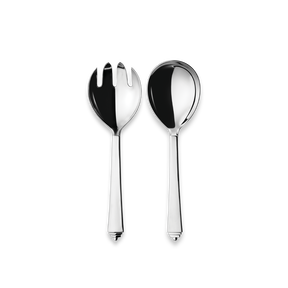 PYRAMID serving set, 2 pcs - stainless steel