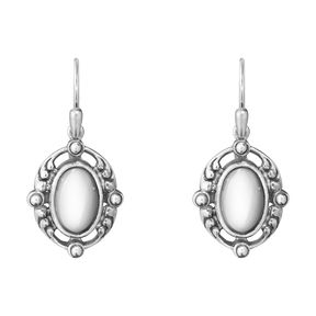 2018 HERITAGE earrings - sterling silver