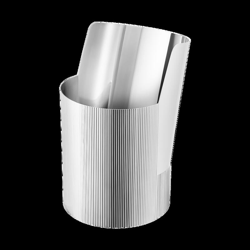 Urkiola Vase Stainless Steel Large