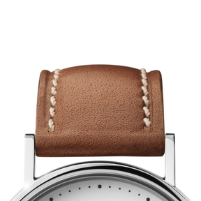 KOPPEL Strap - 32 Mm, Brown Leather