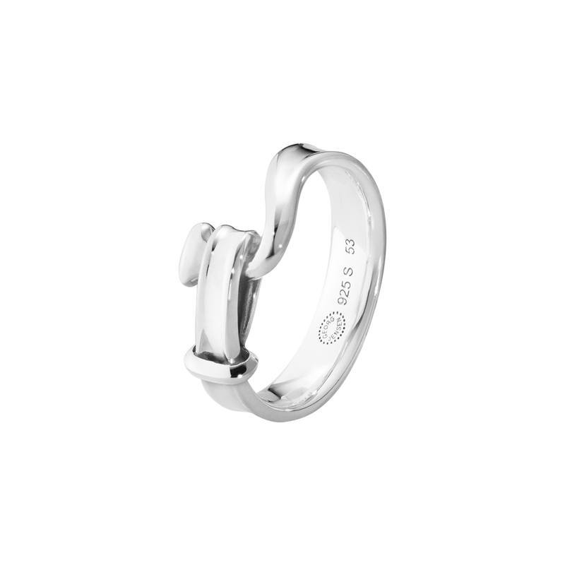 MEN'S TORUN ring - sterling silver