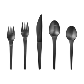 CARAVEL cutlery set -  PVD, 5 pcs. (11, 12, 13, 21, 22)