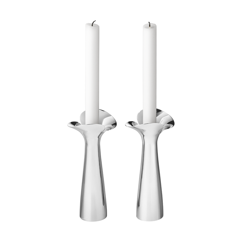 BLOOM BOTANICA candleholders, 2 pcs