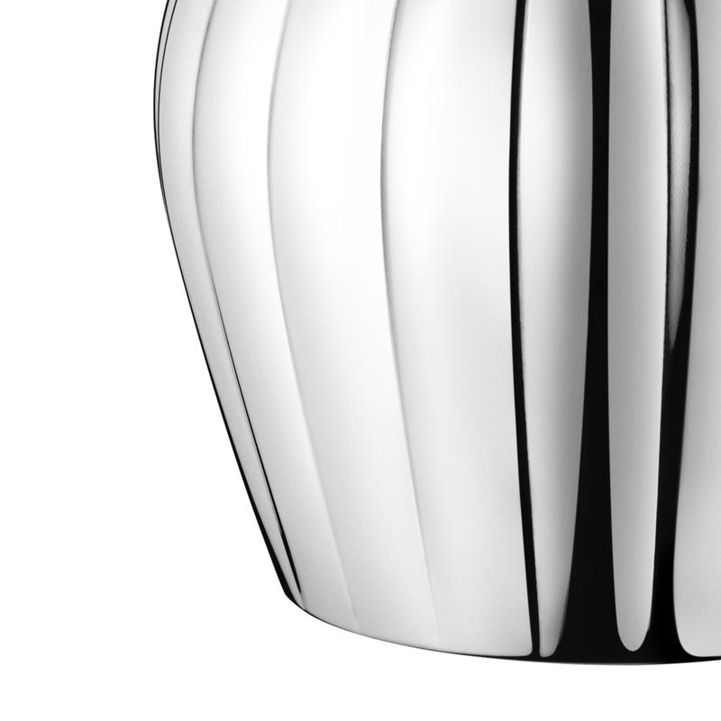 Moderne BERNADOTTE termokande 0,8 L i rustfrit stål | Georg Jensen GH-24