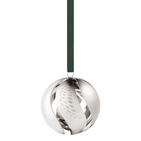 2018 Christmas Ball - palladium plated