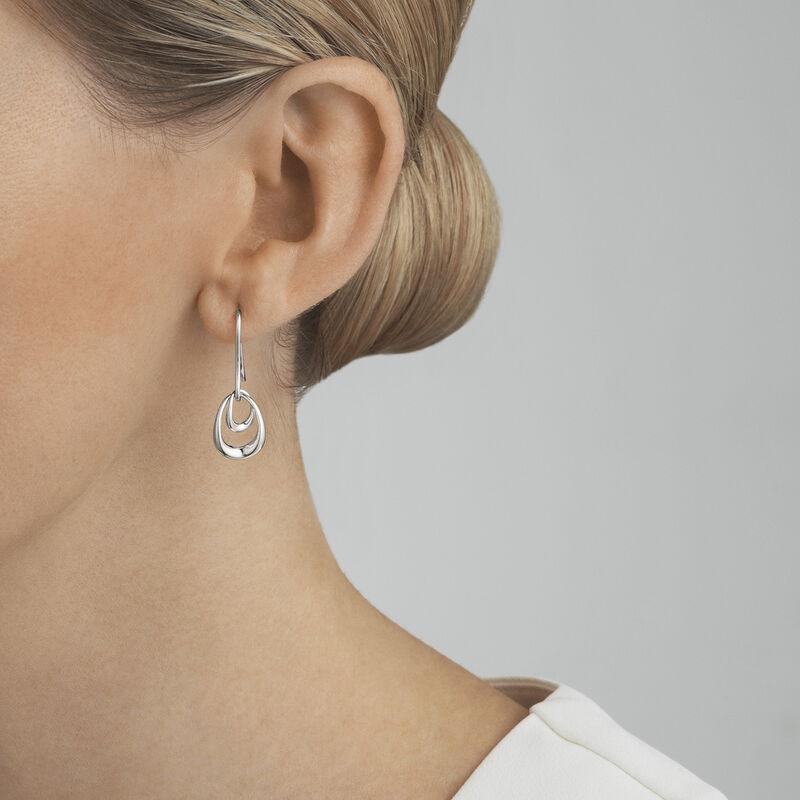 85fcf6e37 OFFSPRING earrings - sterling silver I Georg Jensen