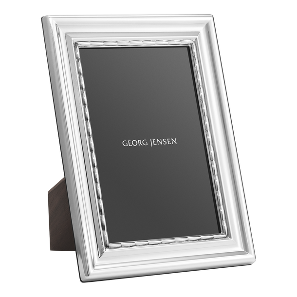 PEARL silver frame, large