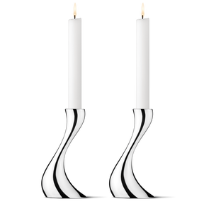 COBRA candleholder, small, 2 pack