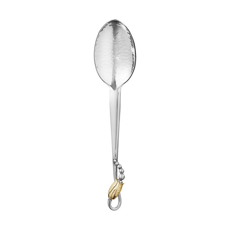 BLOSSOM GOLD teaspoon, large