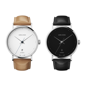 KOPPEL, Exclusive Watch-set with leather strap