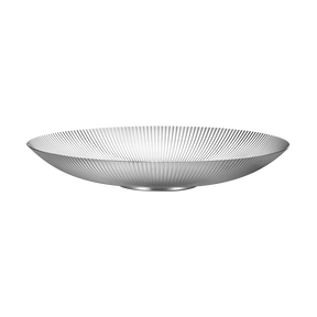 BERNADOTTE bowl, low - stainless steel