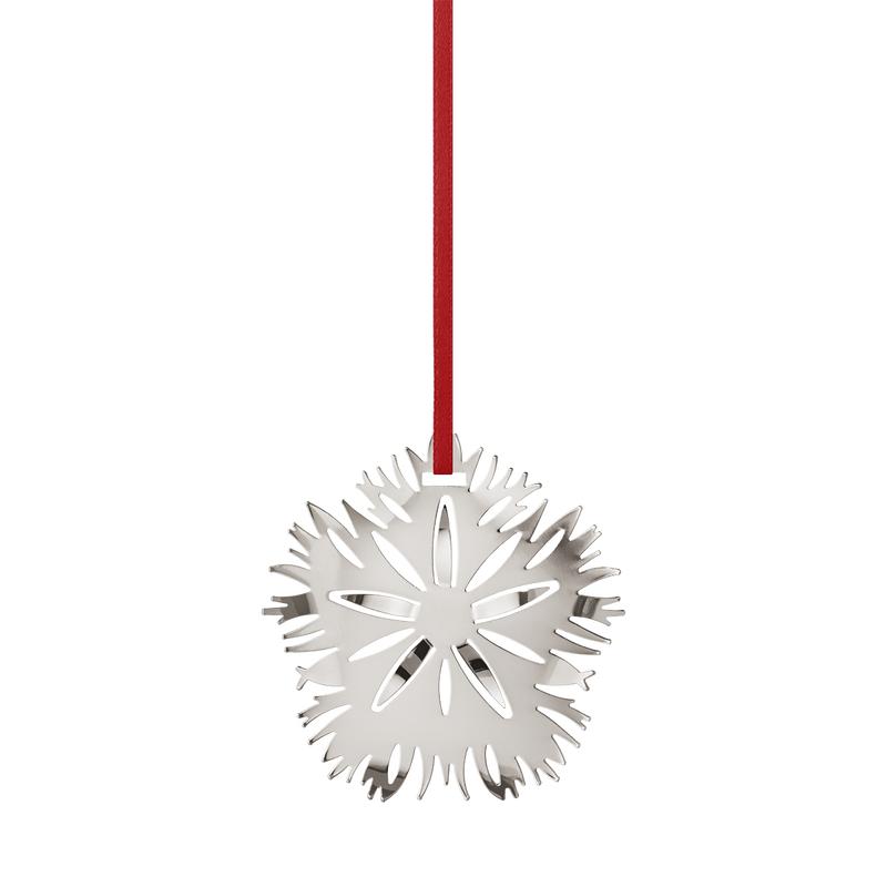2020 Holiday Ornament, Ice Dianthus